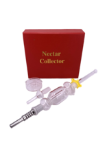 """12"""" Dome Perc Nectar Collector Kit 14mm"""