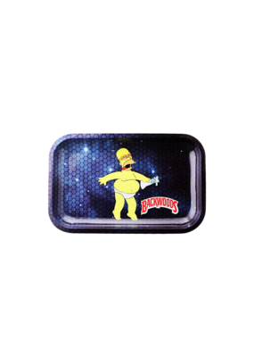 BWoods Homer Simpson In Space Metal Rolling Tray
