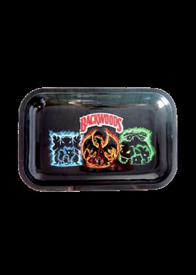 BWoods Pokemon Evolution Metal Rolling Tray