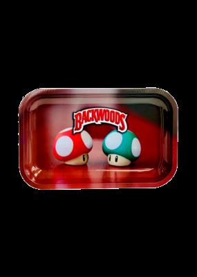 BWoods Mushroom Toad Metal Rolling Tray