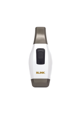 Blink Dual Flame Dynamite Torch Lighter White