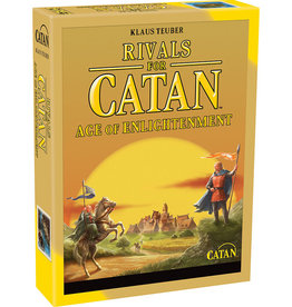 Catan Studios Catan Rivals for Catan - Age of Enlightenment Expansion