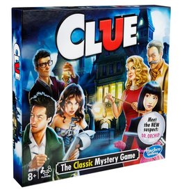 Hasbro Clue (Refresh)