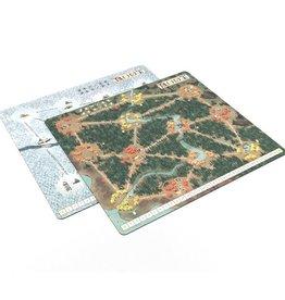 Leder Games Root Playmat Fall / Winter