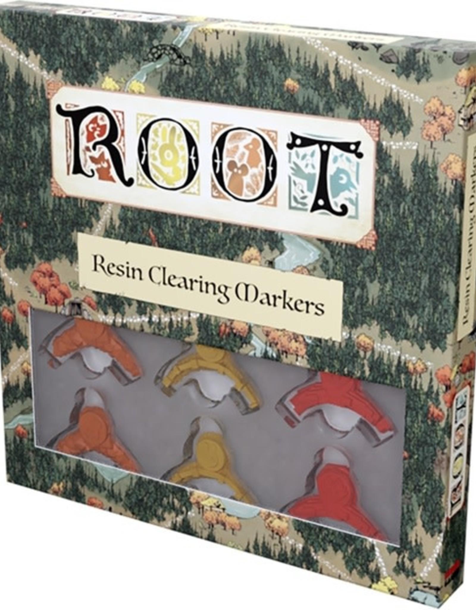 Leder Games Root Resin Markers
