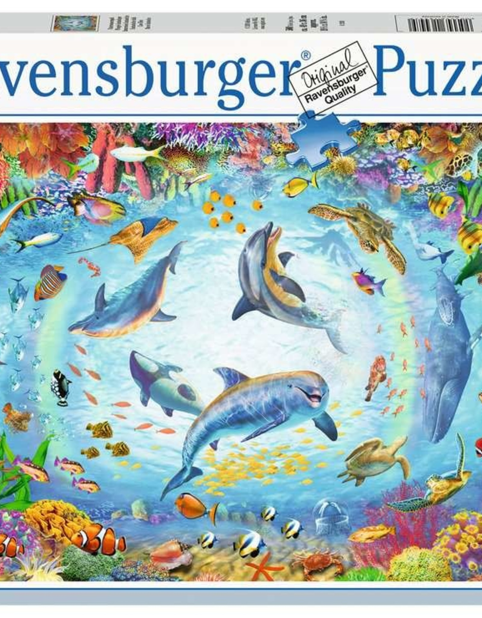 Ravensburger Cave Dive 500 PCS