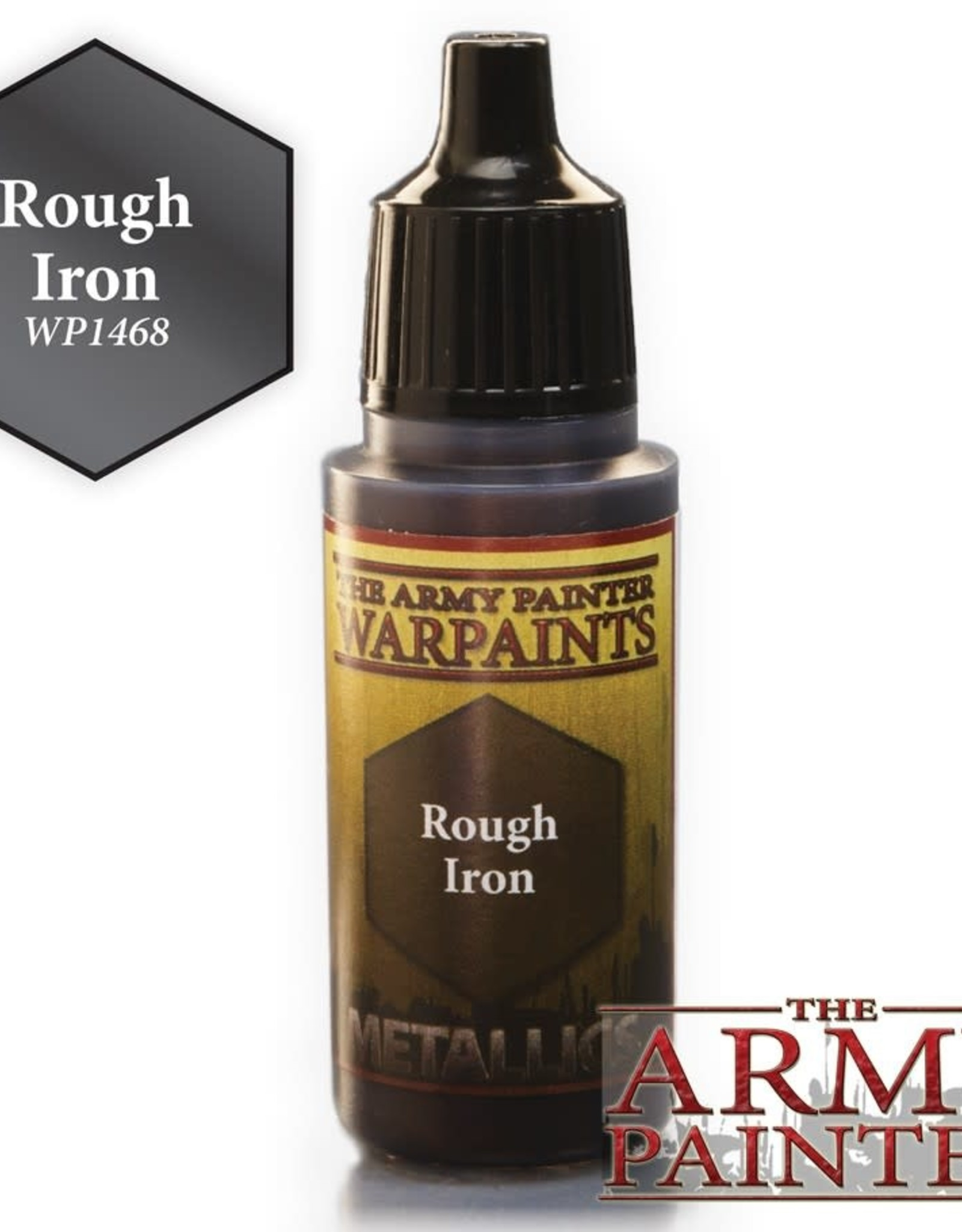 Warpaints: Rough Iron 18ml