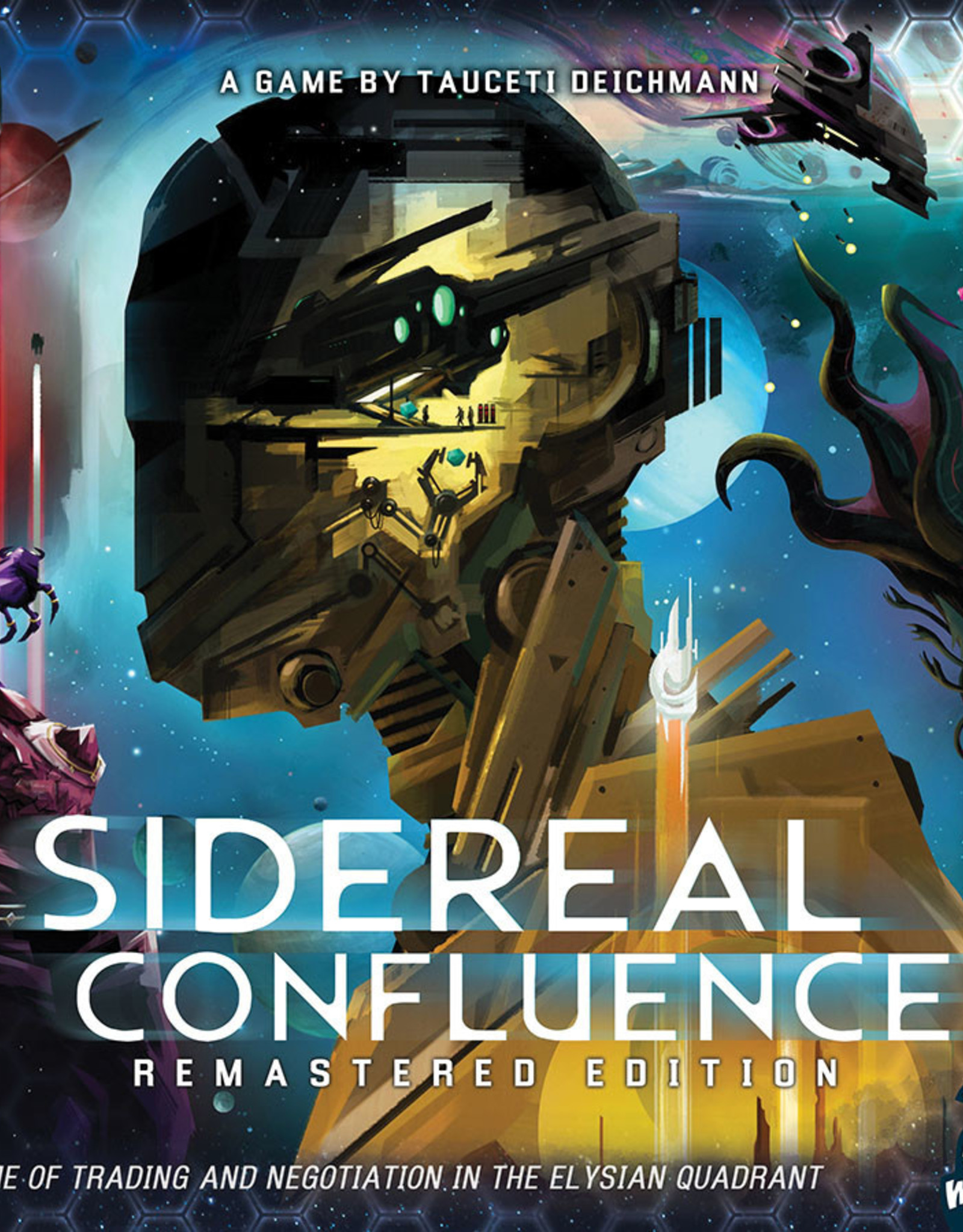 Wizkids Sidereal Confluence Remastered Edition