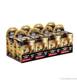 Wizkids D&D Miniatures Booster Brick (8) Eberron: Rising from the Last War