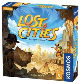 Thames and Kosmos Lost Cities Card Game