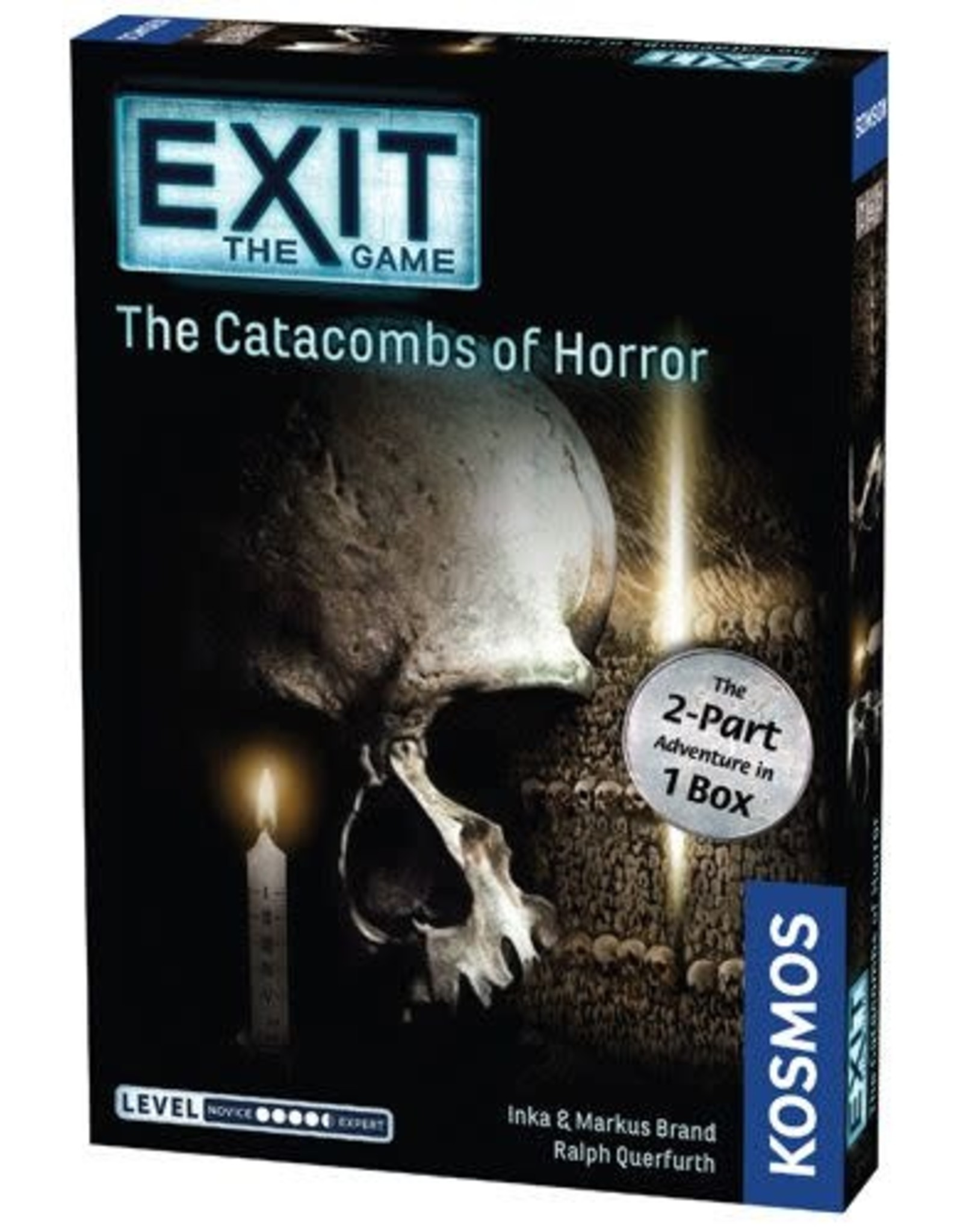 Thames and Kosmos Exit: The Catacombs of Horror