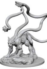 Wizkids D&D Unpainted Minis: Displacer Beast