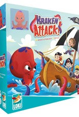 Miscellaneous Kraken Attack