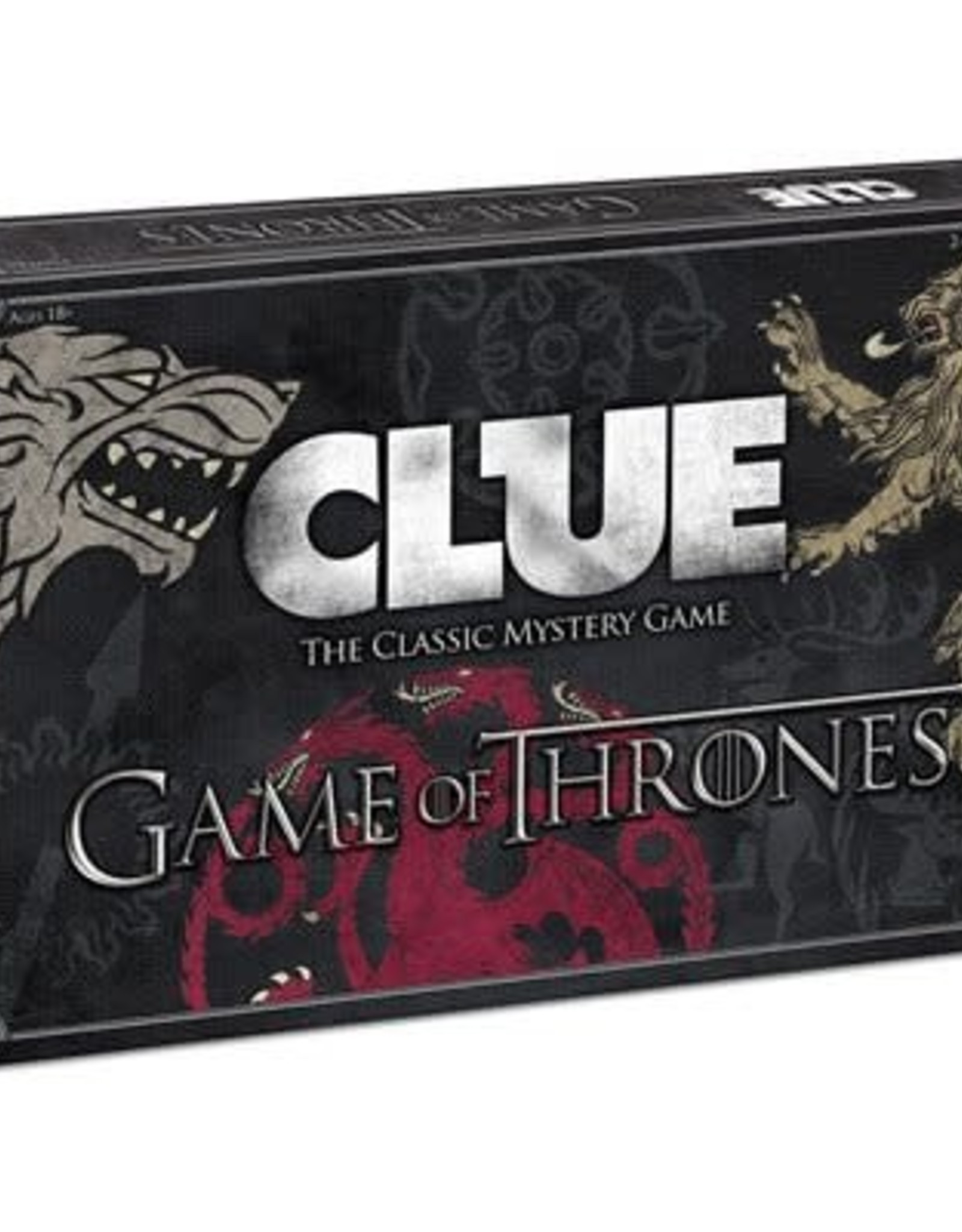 USAopoly Clue: Game of Thrones