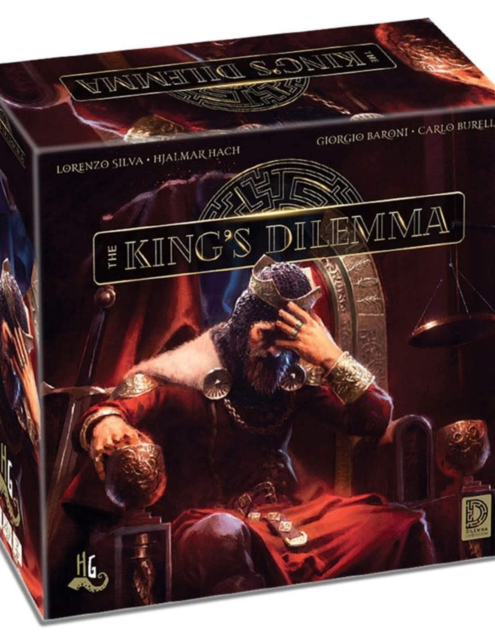 Horrible Guild Games The King's Dilemma (Legacy)