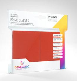 Prime Sleeves: (100) Red