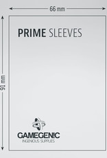 Prime Sleeves: (100) Red