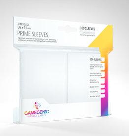 Prime Sleeves: (100) White