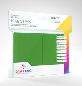 Prime Sleeves: (100) Green