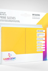 Prime Sleeves: (100) Yellow