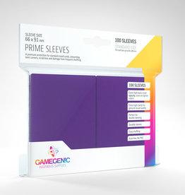 Prime Sleeves: (100) Purple