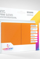 Prime Sleeves: (100) Orange
