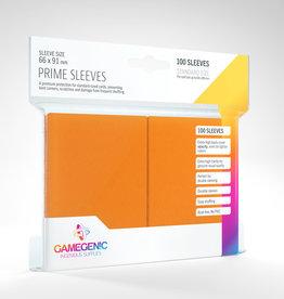 Prime Sleeves: (100) Orange