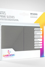 Prime Sleeves: (100) Dark Grey