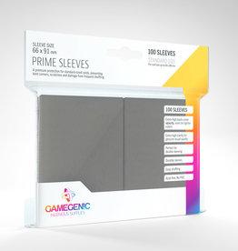 Prime Sleeves: (100) Dark Grey