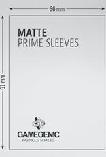 Deck Protectors: Matte Prime (100) Red