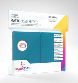 Sleeves: Matte Prime (100) Blue