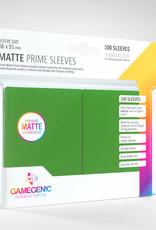 Sleeves: Matte Prime (100) Green
