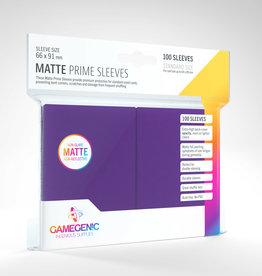 Deck Protectors: Matte Prime (100) Purple