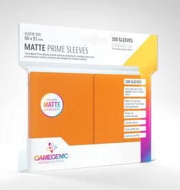 Sleeves: Matte Prime (100) Orange