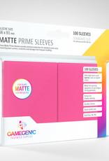 Deck Protectors: Matte Prime (100) Pink