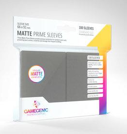 Sleeves: Matte Prime (100) Dark Grey