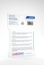 Prime Board Game Sleeves: Mini Square (50) (Dark Blue)