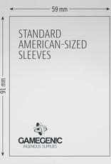 Prime Board Game Sleeves: Standard American (50) (Green)