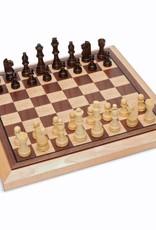 Chess Set: 12 Inch Folding Board