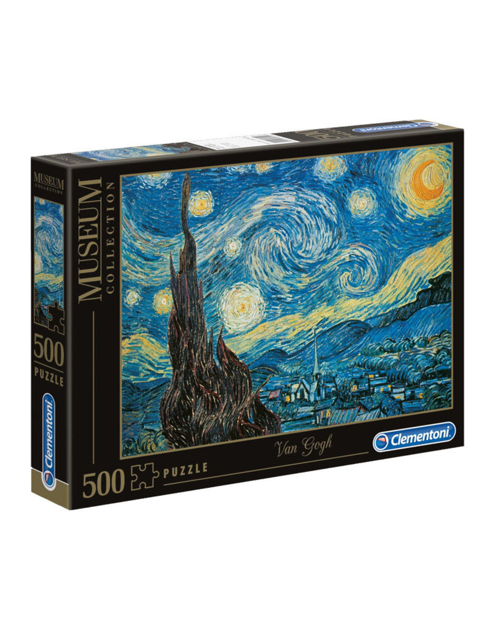 Clementoni Van Gogh Starry Night 500 PCS