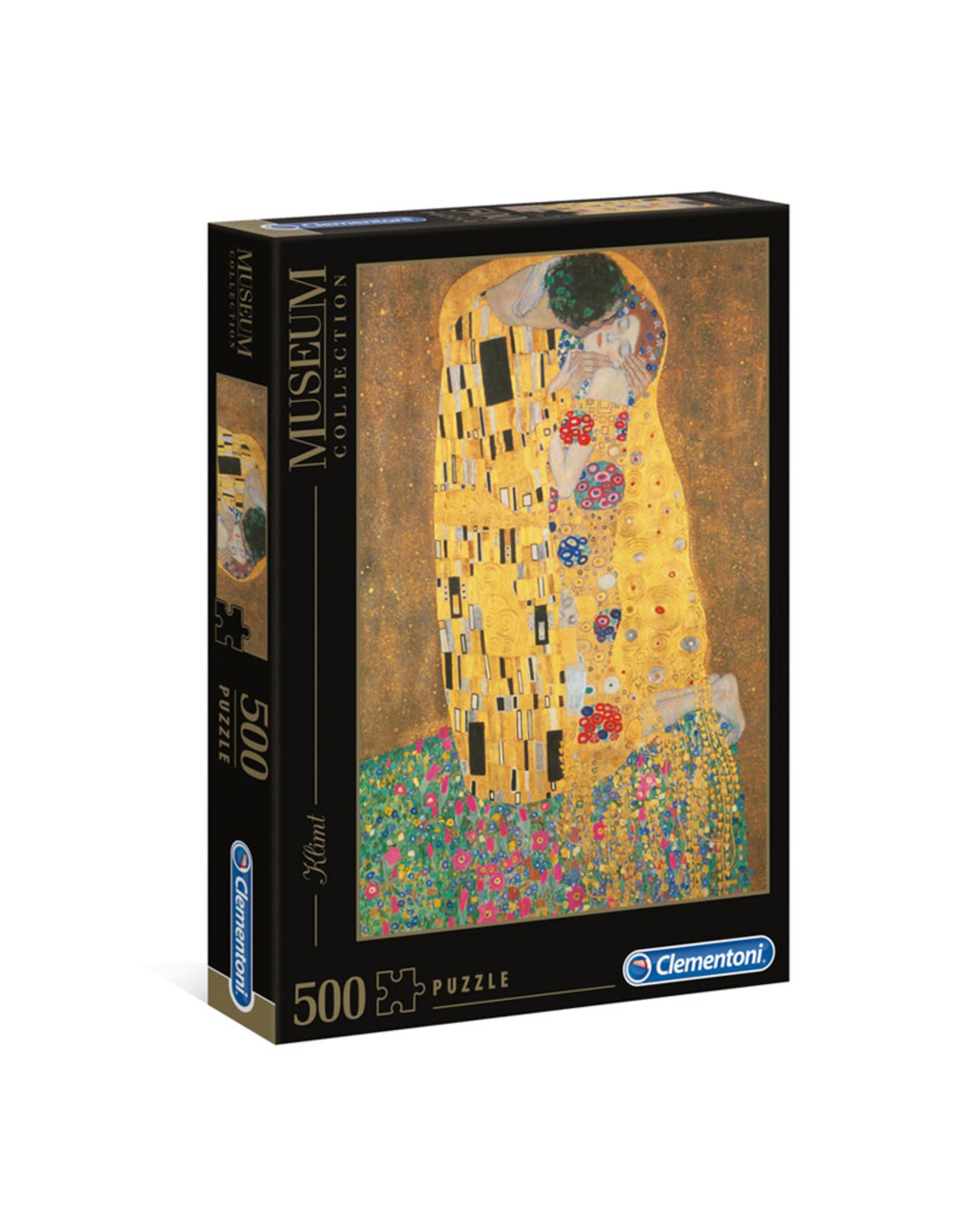 Clementoni The Kiss by Klimt 500 PCS