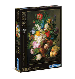 Clementoni Van Dael Vase of Flowers 1000 PCS