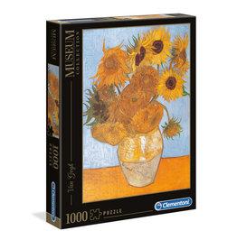 Clementoni Van Gogh Sunflowers 1000 PCS