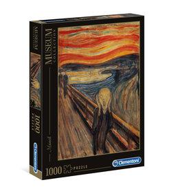 Clementoni Munch The Scream 1000 PCS