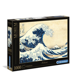 Clementoni Hokusai Great Wave 1000 PCS