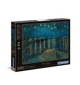 Clementoni Van Gogh Starry Night on the Rhone 1000 PCS
