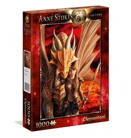 Clementoni Anne Stokes Inner Strength 1000 PCS