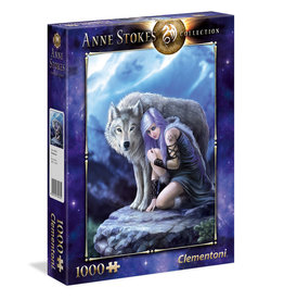 Clementoni Anne Stokes Protector 1000 PCS