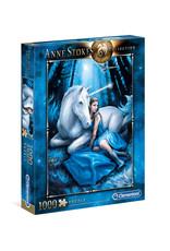 Clementoni Anne Stokes Blue Moon 1000 PCS