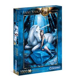 Clementoni Blue Moon Puzzle 1000 PCS (Stokes)